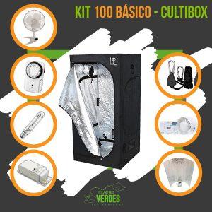 KIT 100 Básico – Cultibox